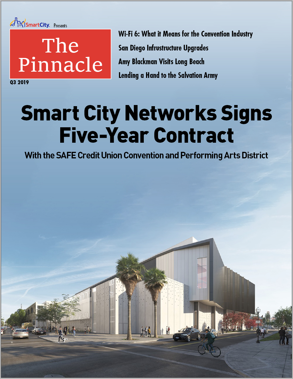 SCN Third Quarter Pinnacle Newsletter Cover