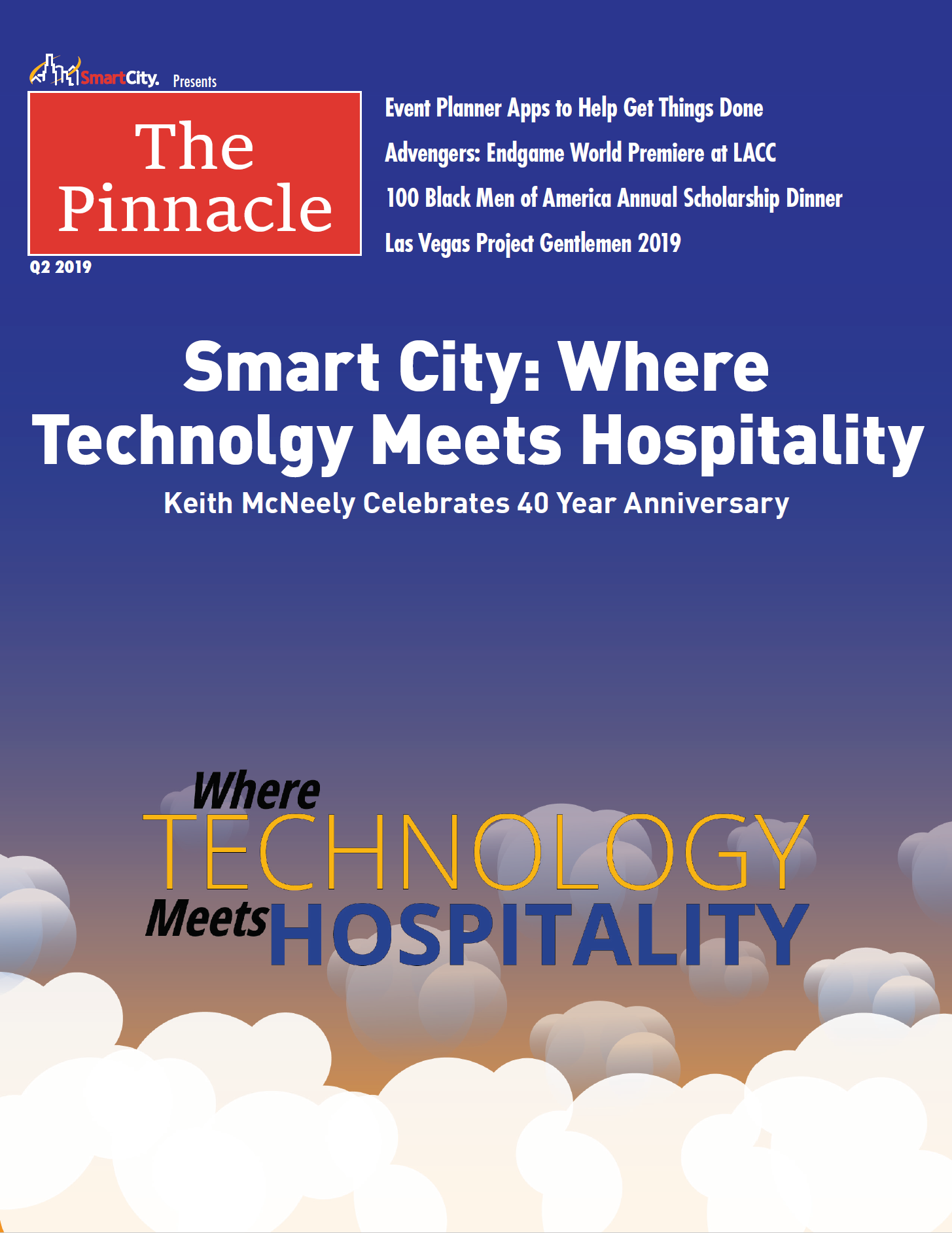 SCN Second Quarter Pinnacle Newsletter Cover