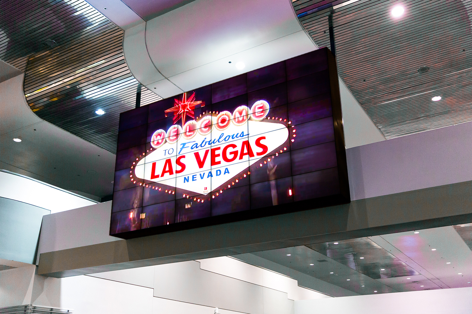 Las Vegas Convention Center partners with Smart City Networks for digital signage network