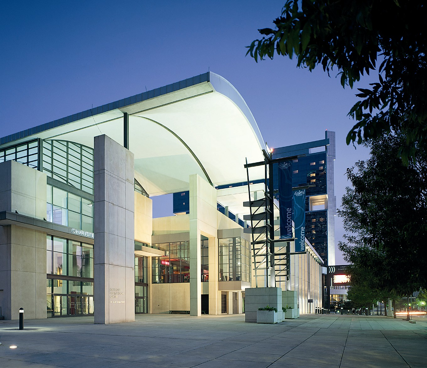Smart City Networks implements significant technology upgrade at Charlotte Convention Center