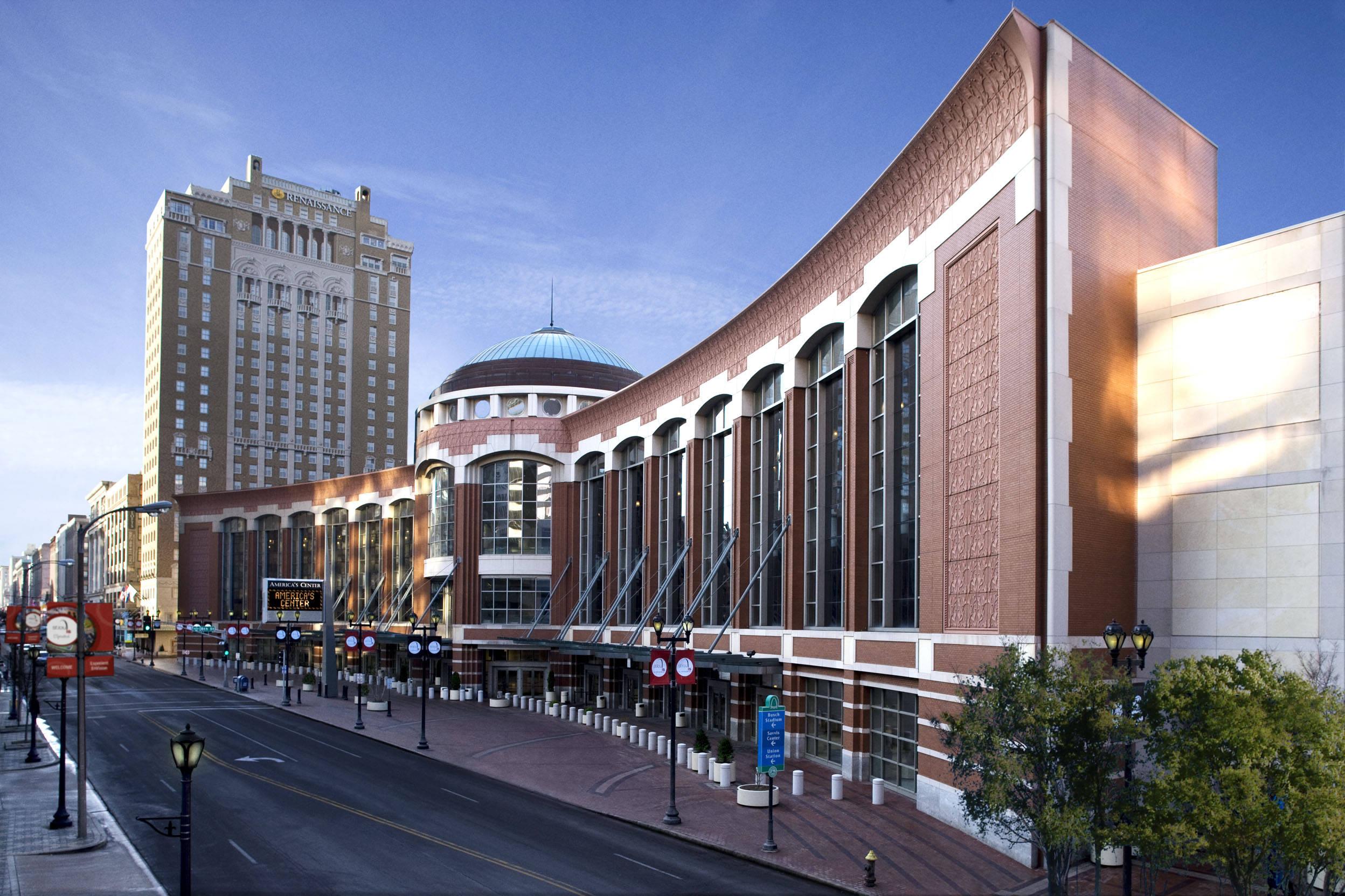 St Louis Convention Center