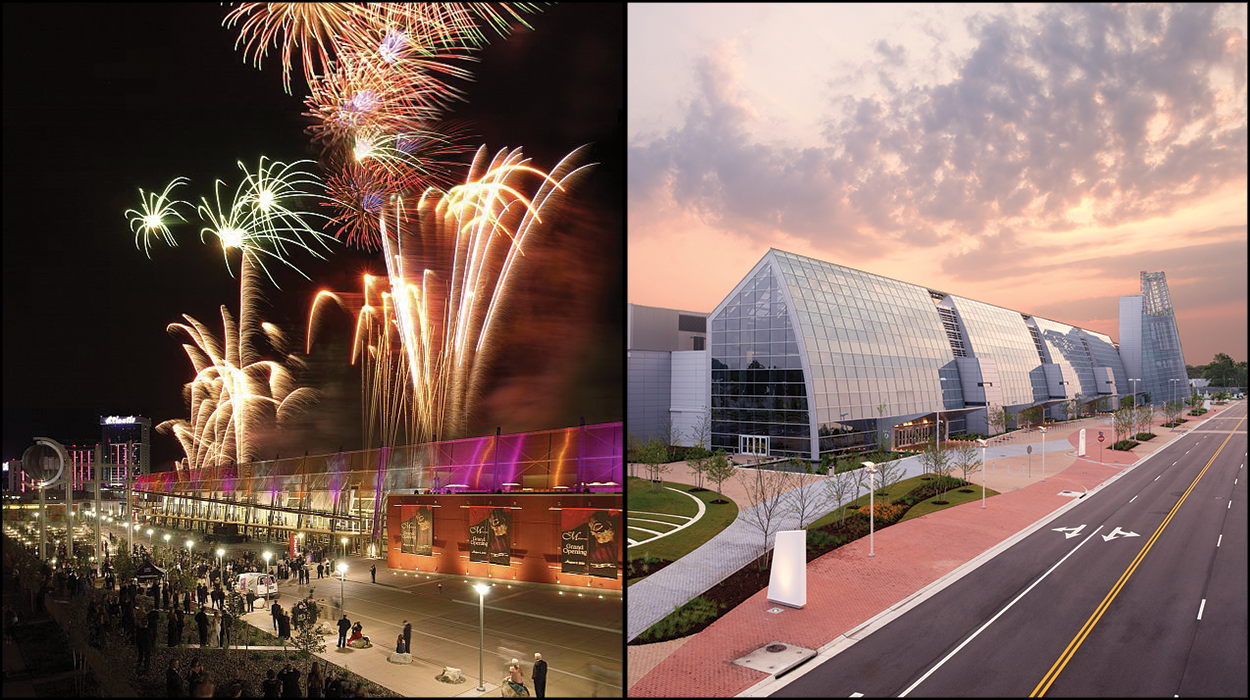 Smart City Networks renews contracts with convention centers on both coasts