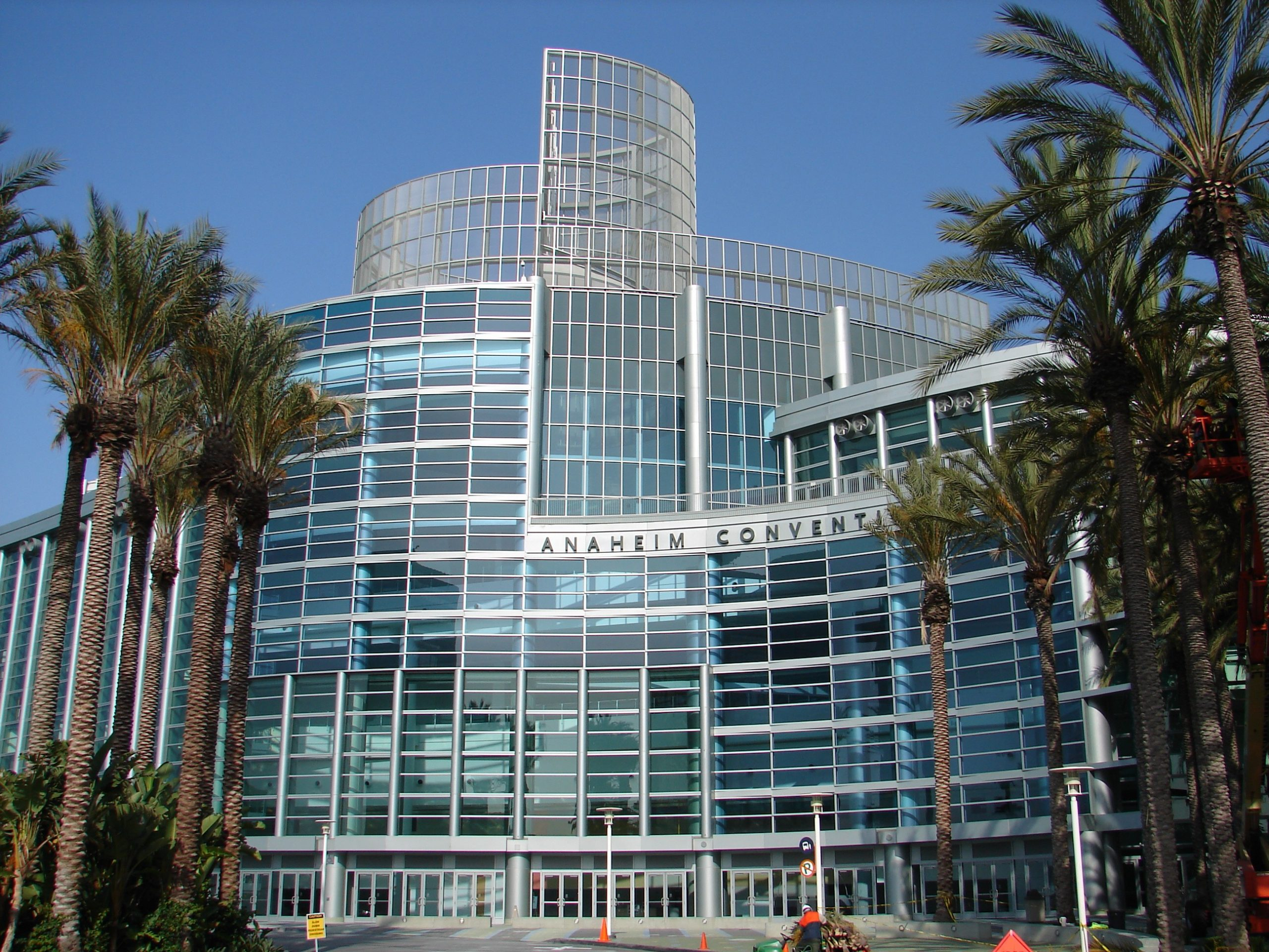 Smart City Networks named Anaheim Convention Center's exclusive telecommunications provider
