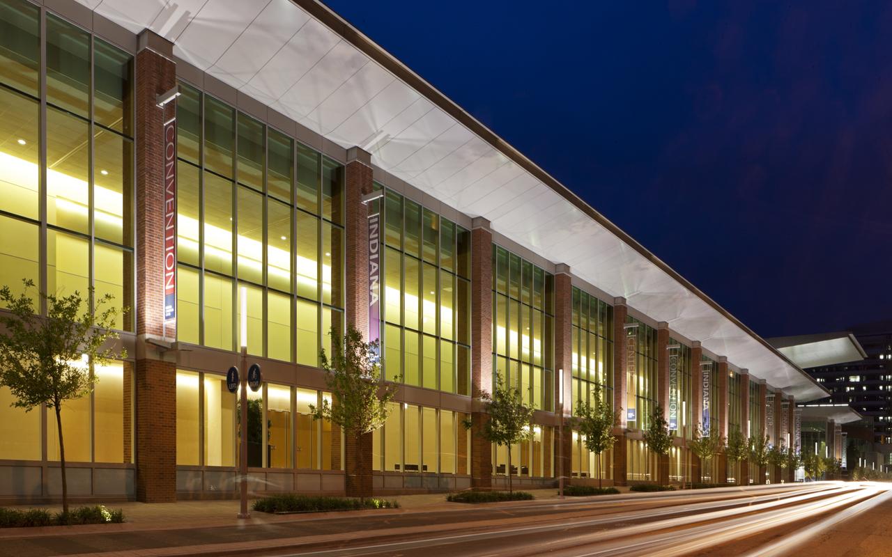 Indiana Convention Center & Lucas Oil Stadium