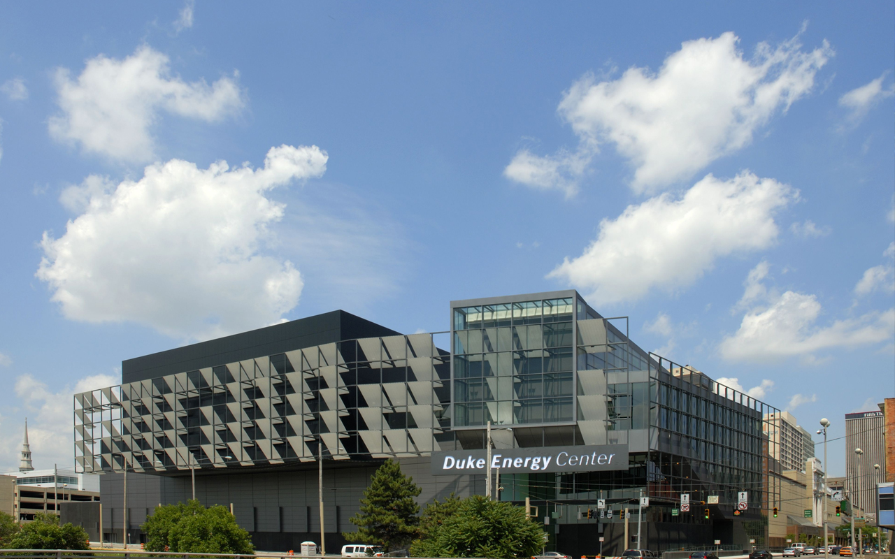 Duke Energy Convention Center in Cincinnati Extends Contract with Smart City Networks