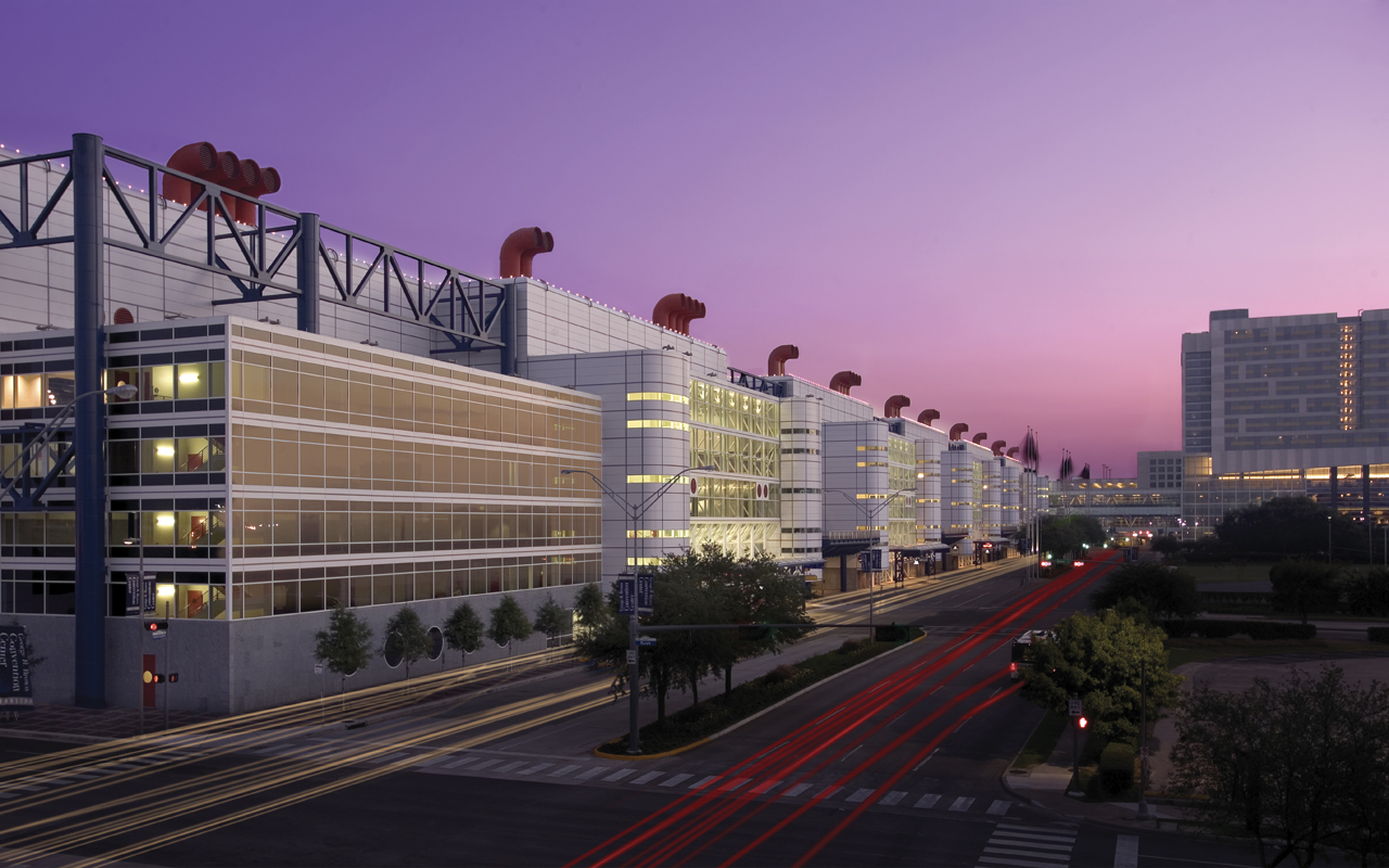 George R. Brown Convention Center Renews Telecommunications Contract with Smart City Networks