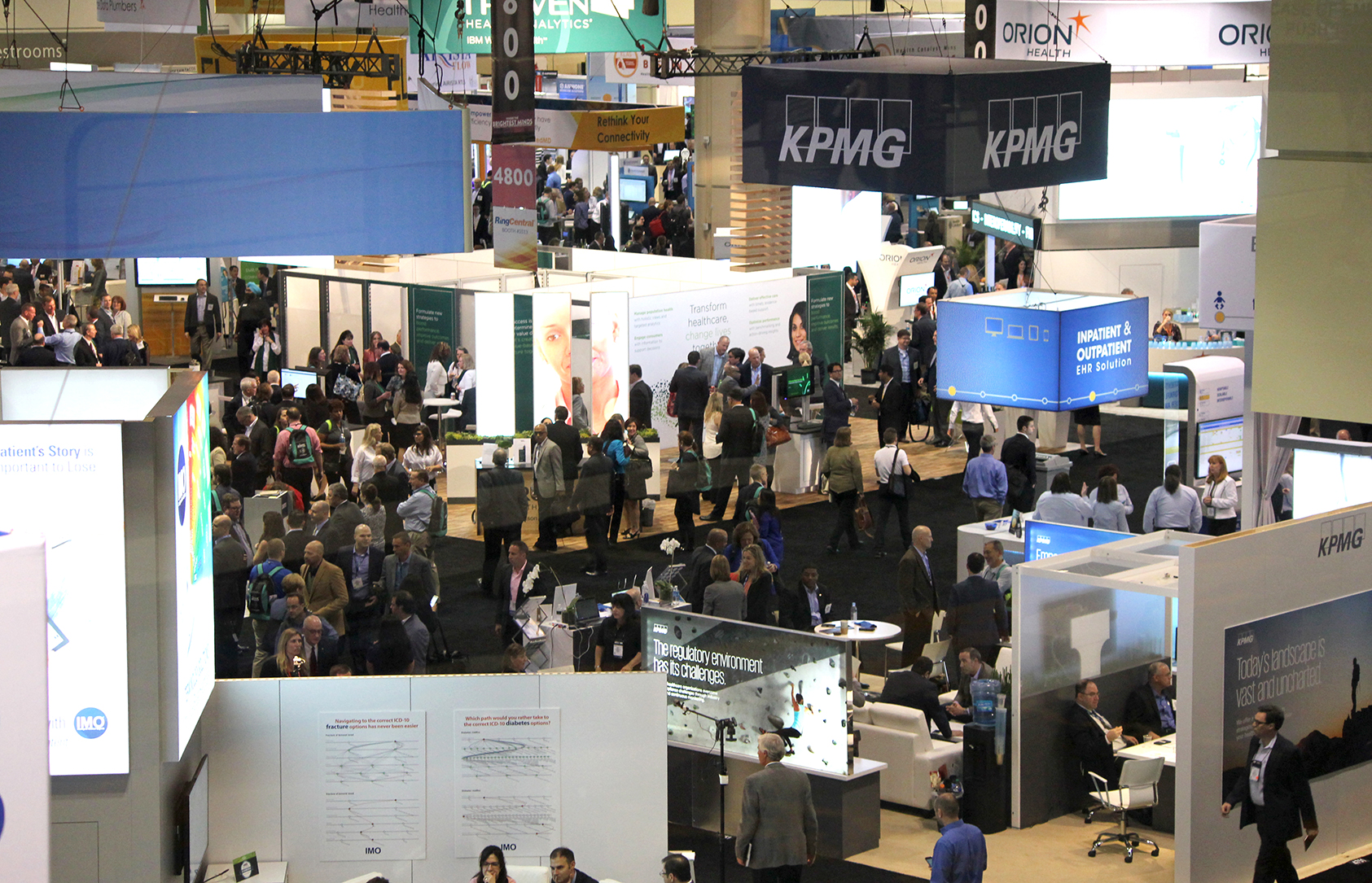 Smart City Shines Behind the Scenes at Annual HIMSS Conference
