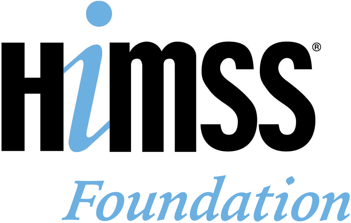 Logo for the HIMSS Foundation