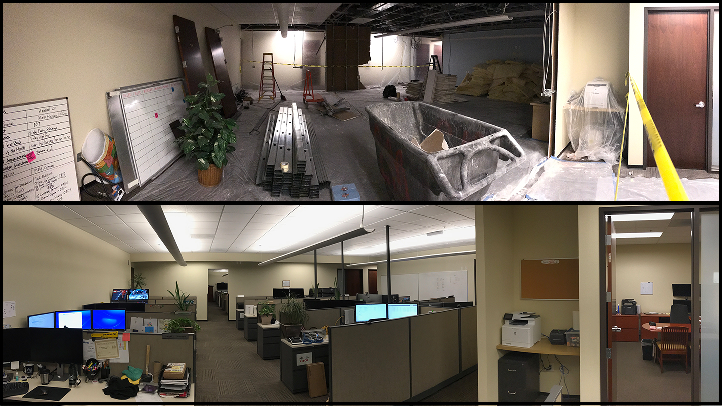 Renovations at Smart City Networks