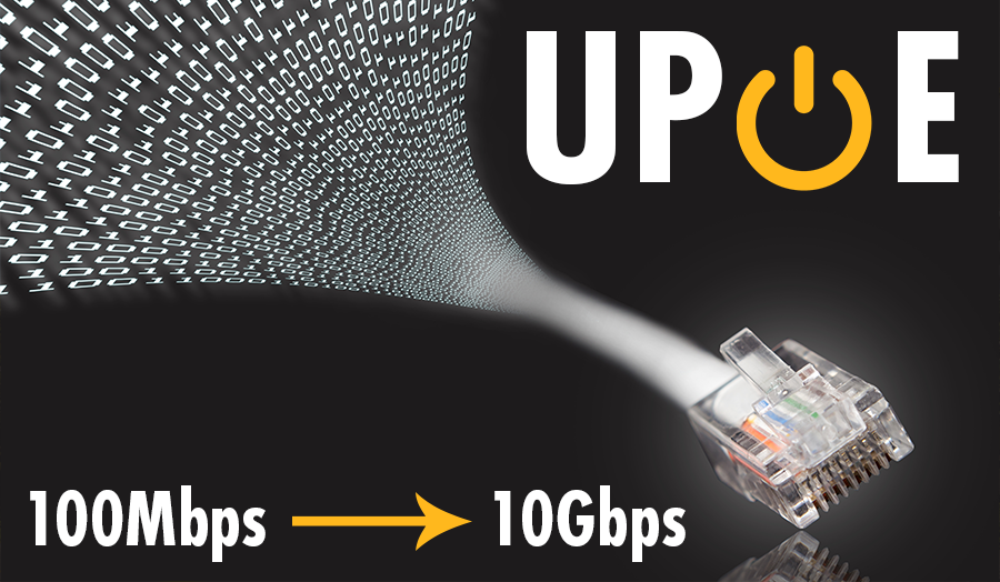 UPoE and Multi-Gig Ethernet