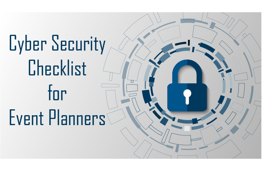 Cyber Security Checklist for Event planners