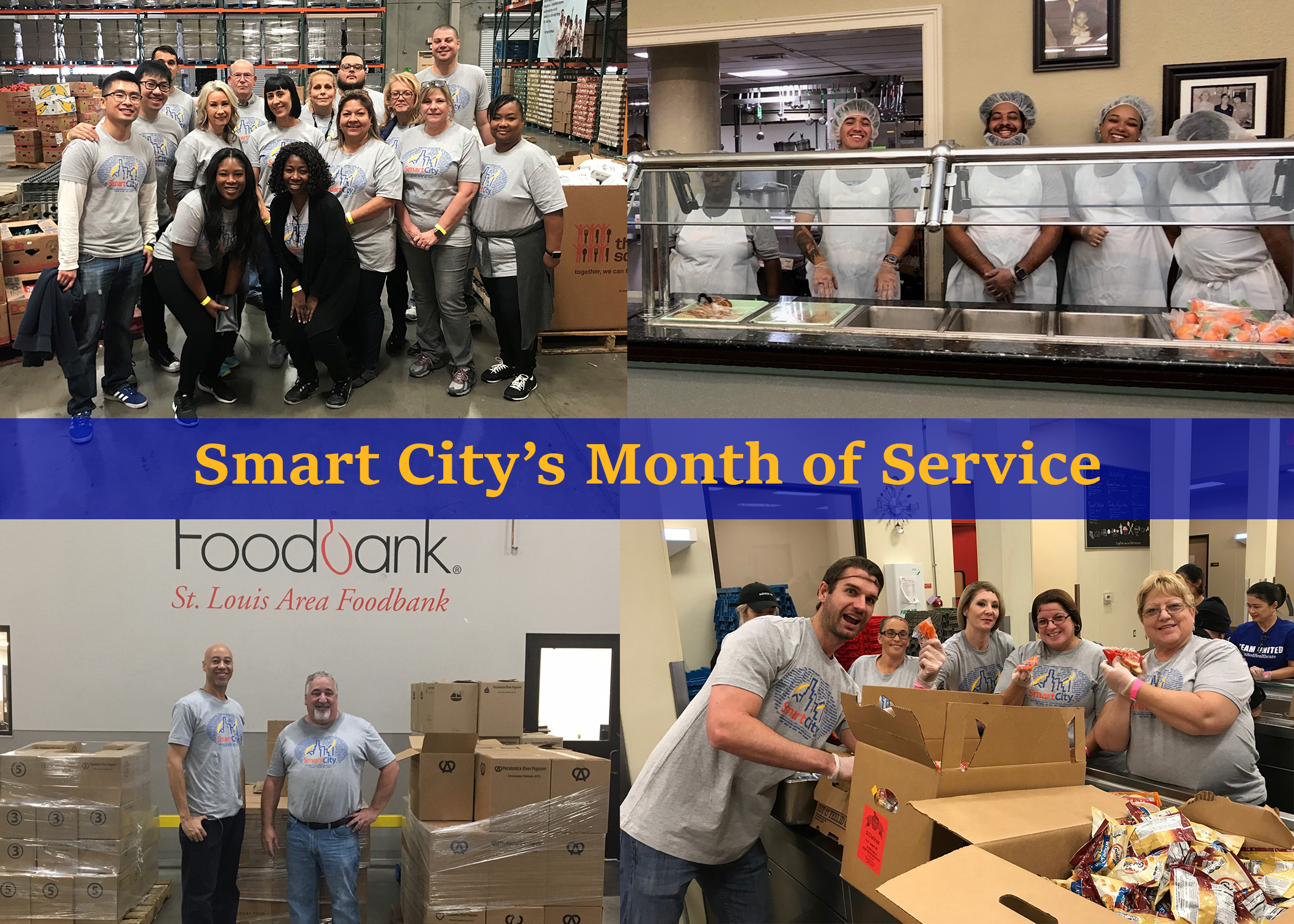 Charity work by Smart City Networks