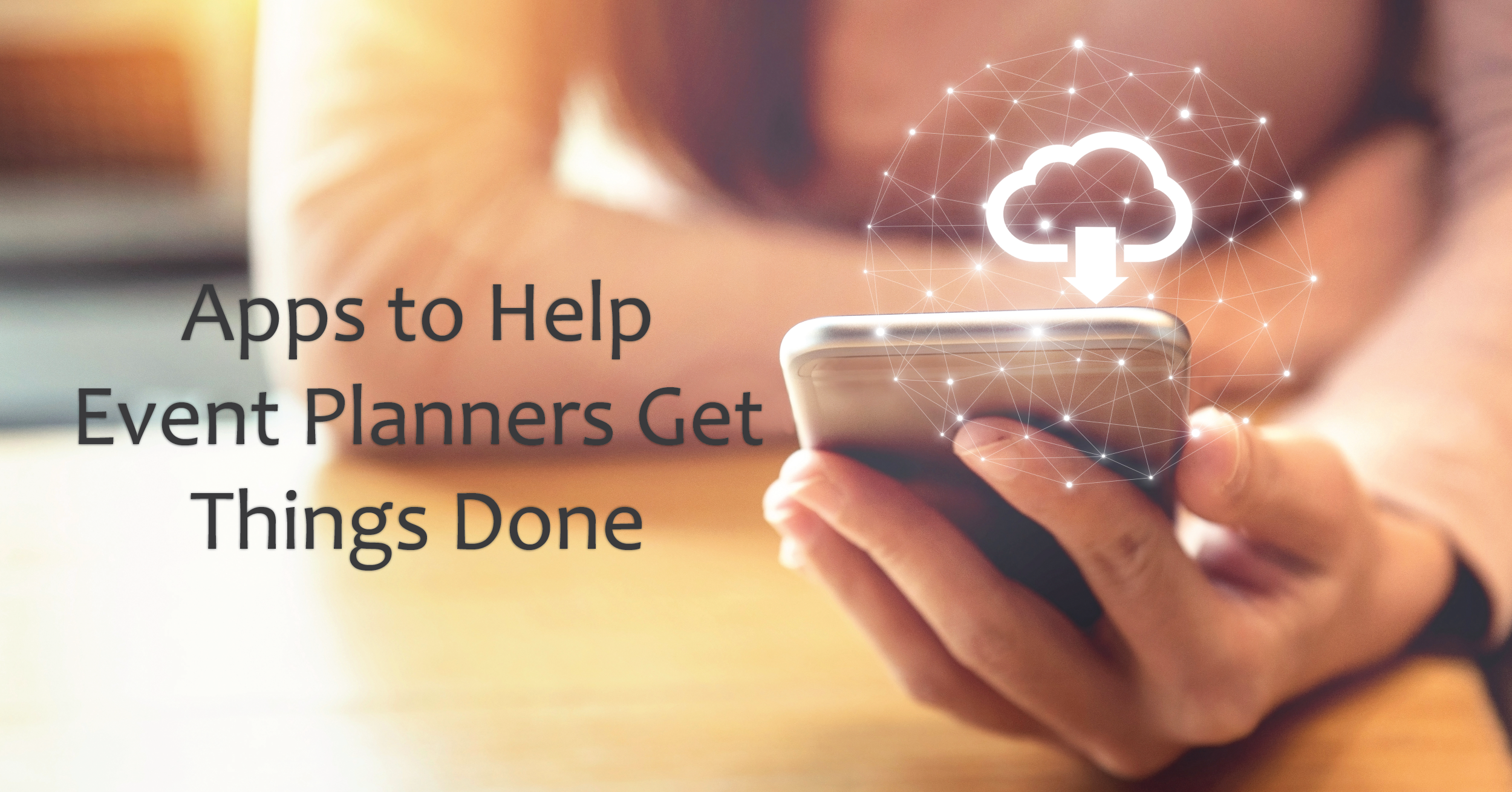 Event Planner Apps to Help Get Things Done