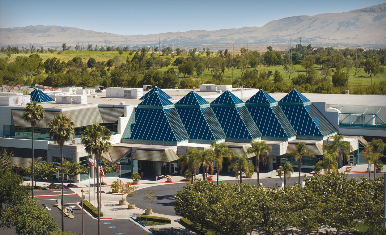 Santa Clara Convention Center continues to Serve the Community