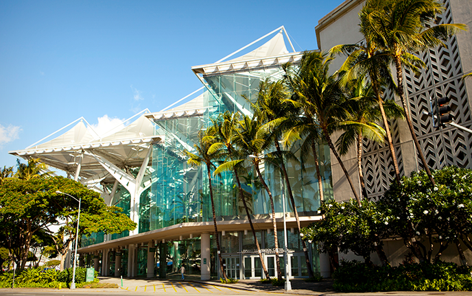 Hawaii Convention Center continues to Serve the Community