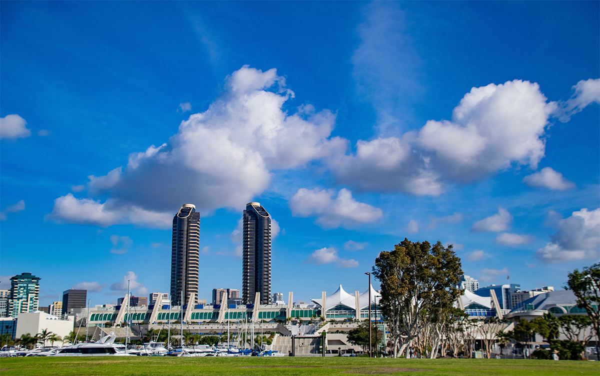 San Diego Convention Center continues to Serve the Community