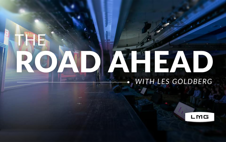 Mark Haley Joins Les Goldberg on The Road Ahead Podcast